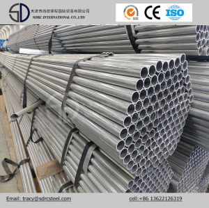 Building Materials Galvanized Round Steel Pipe /Pre Galvanized Steel Pipe