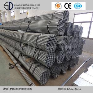 BS 1387 Pre Galvanized Round Steel Pipe