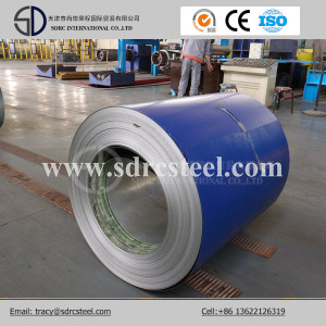 Decorating Wooden Grain PPGI Prepainted Steel Coil, Decotating Mateiral