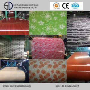 Muebles que usan el patrón PPGI Steel Coil