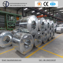 SGCC Galvanized Steel Coil