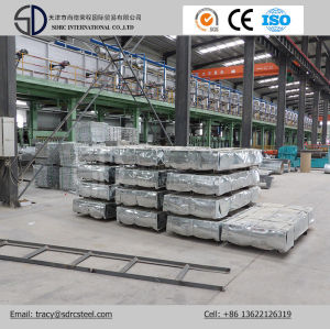 Gi Galvanized Steel Sheet/Plate