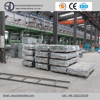 Gi Galvanized Steel Sheet/Plate