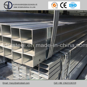 Q345 a Hot-DIP Galvanized Steel Pipe
