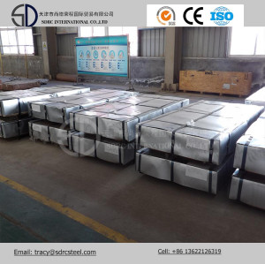 Steel Coil/Sheet for Construction