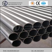 Welded ASTM A53 Grade B Sch40 Pre-Galvanized Round Steel Pipe
