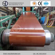 Wood Designed Prepainted Steel Coil Grain PPGI