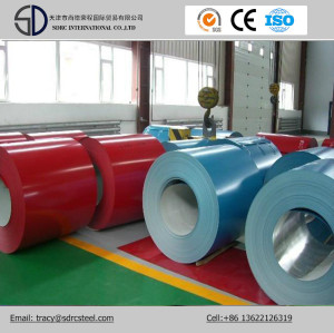 Prepainted Galvanized PPGI Steel Coil