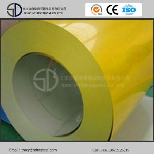 PPGI Color Coated Galvanized Steel Sheet Coil