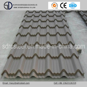 Hot Dipped Galvanized Prepainted Corrugated Roofing Sheet