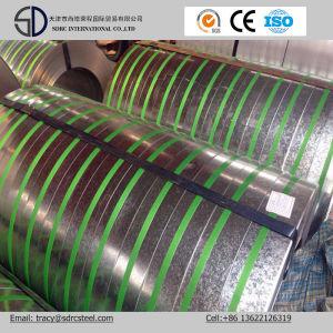 Bobine en acier galvanisée par immersion à chaud de bobine de Gi enduite de zinc 1000 / mm1200mm / 1250mm / 1500mm