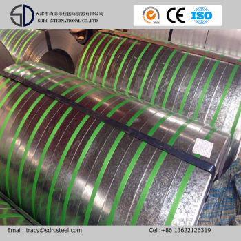 Gi Coil Hot-Dipped Galvanized Steel Coil Zinc Coated 1000/mm1200mm/1250mm/1500mm