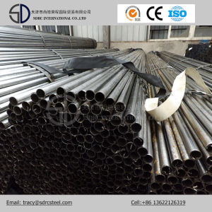 Q345b Carbon Round Black Annealed Steel Pipe