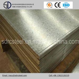 Tôle d'acier galvanisée à chaud Dgc440 (bobine)