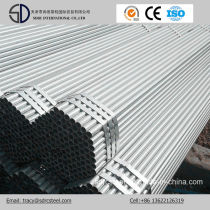 Gi Hot Dipped Galvanized Gi Steel Pipes for Structure