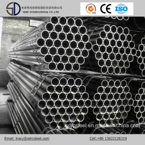 Q195 Q235 Hot DIP Galvanized Gi Steel Structure Pipes for Greenhouse