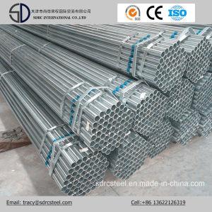 Galvanized Metal Pipe / Hot-DIP Gi Zinc Coated Steel Pipes