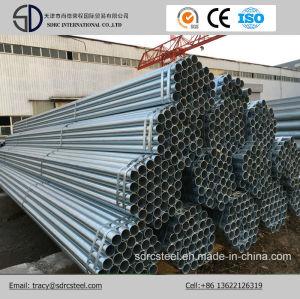 ERW Galvanized Pipe/ Hot DIP Galvanized Steel Pipe (gi pipe)
