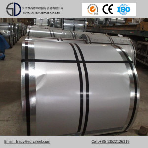 Jisg3141 SPCC Cold Rolled Steel Coil