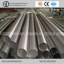 Round Pre-Galvanized Pipe for Low Pressure Fluid