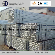 Square Galvanized Steel Pipe for Construction