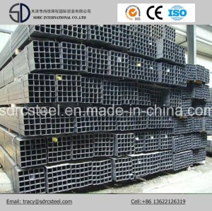 Square Galvanized Steel Pipe for Machinery Industry