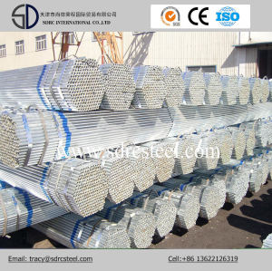 Shining Surface Gi Steel Pipe