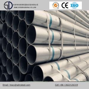 Shining Surface Gi Steel Pipe