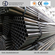 Hot-DIP Galvanized Steel Pipe for Scaffolding Building Material