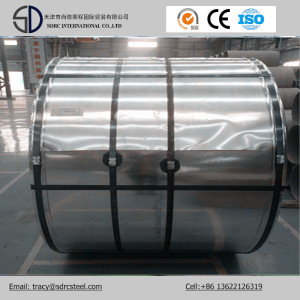 60g/80g/125g Zn Coating Galvanized Steel Coil