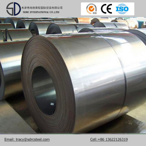 60g/80g/125g Zn Coating Roofing Sheet Galvanized Steel Coil
