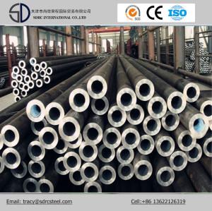 Round Q235 Pre-Galvanized Steel Pipe