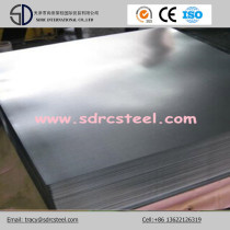 SPCC Spcd Cold Rolled Steel Sheet for Car Parts