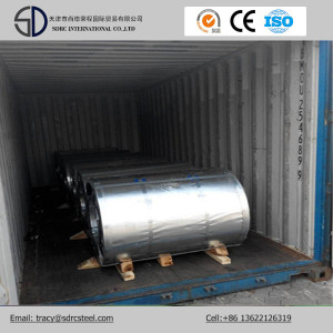 SPCC-SD DC01 Cold Rolled Steel Coil