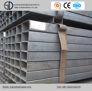 Q235B Hot-DIP Galvanized Square Steel Pipe
