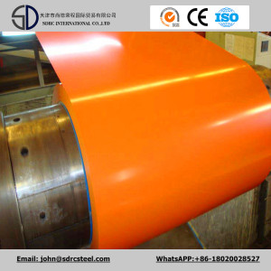 Color Coated Galvanized Steel Coils PPGI for Roof Sheet