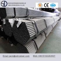Q235 Round Pre-Galvanized Steel Pipe