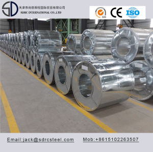 Continuous Hot Dipped Galvanized Steel Coil for PPGI