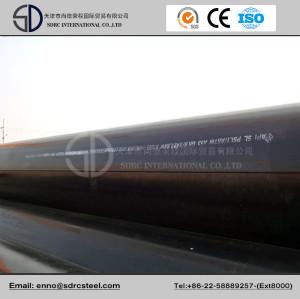 X52 LSAW Jcoe Pipeline Steel Pipe