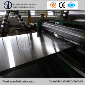 Bright DC01 Cold Rolled Steel Coil Sheet