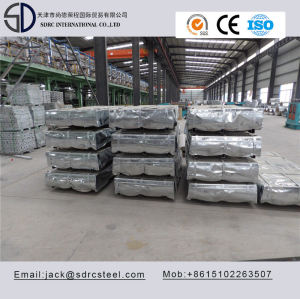 Zinc Annealed SGCC A653 Hot Dipped Galvanized Steel Sheet