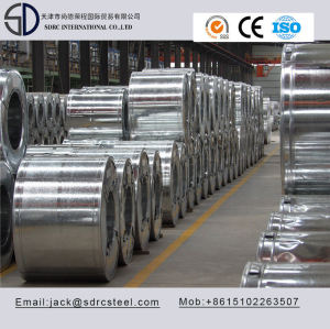 SGCC A653 Hot Dipped Galvanized Steel Coil for Building Material