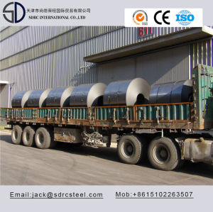 SPCC SPCCT DC01 Cold Rolled Steel Coil/Sheet