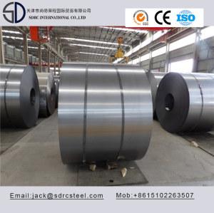 Bobinas de acero en frío completamente duras para la estructura del metal