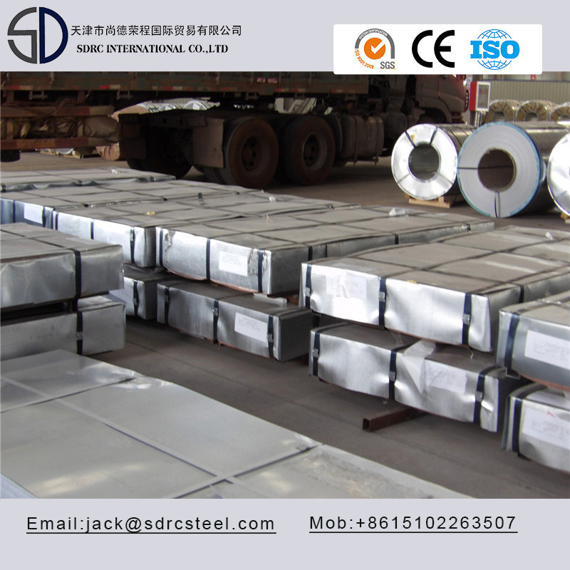 SPCC DC01 Cold Rolled Steel Coil/Sheet for High Masts