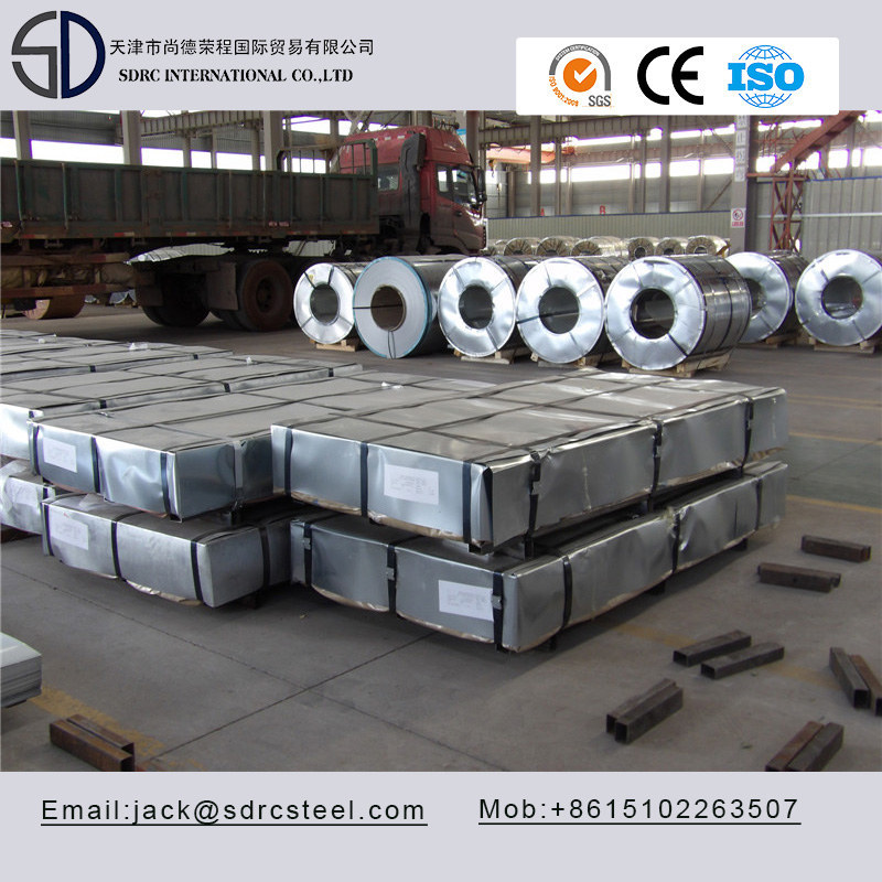 SPCC DC01 Cold Rolled Steel Coi/Sheet for Steel Locker