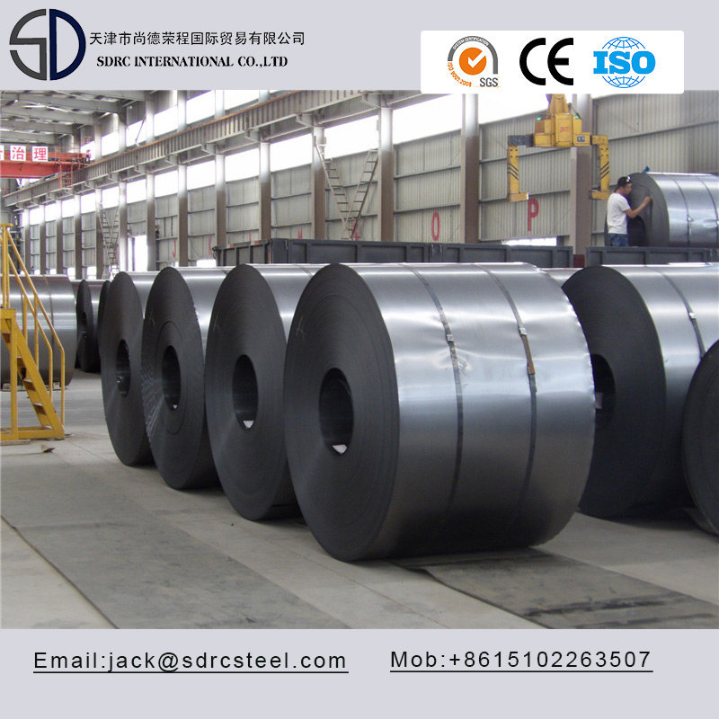 Ready stock of Cold Rolled Steel Coil