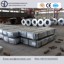 SPCC Spcd SAE1008 SAE1010 Cold Rolled Steel Coil/Sheet for Light Poles