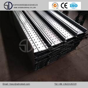 Can Be Customized Hot DIP Galvanized Steel Plank