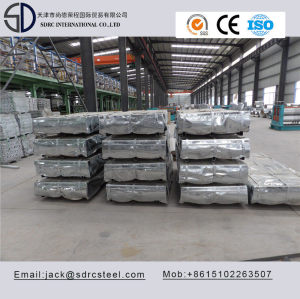 JIS G3302 SGC340/400/440/490 Hot Dipped Galvanized Steel Sheet